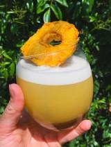 Pineapple Bourbon Sour