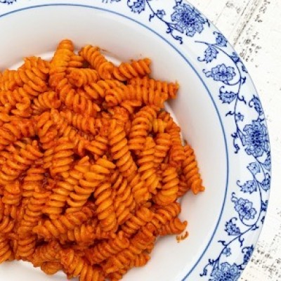 Spicy Fusilli alla Vodka