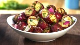 Grilled Potato Salad with Herbs and Whole Grain Mustard