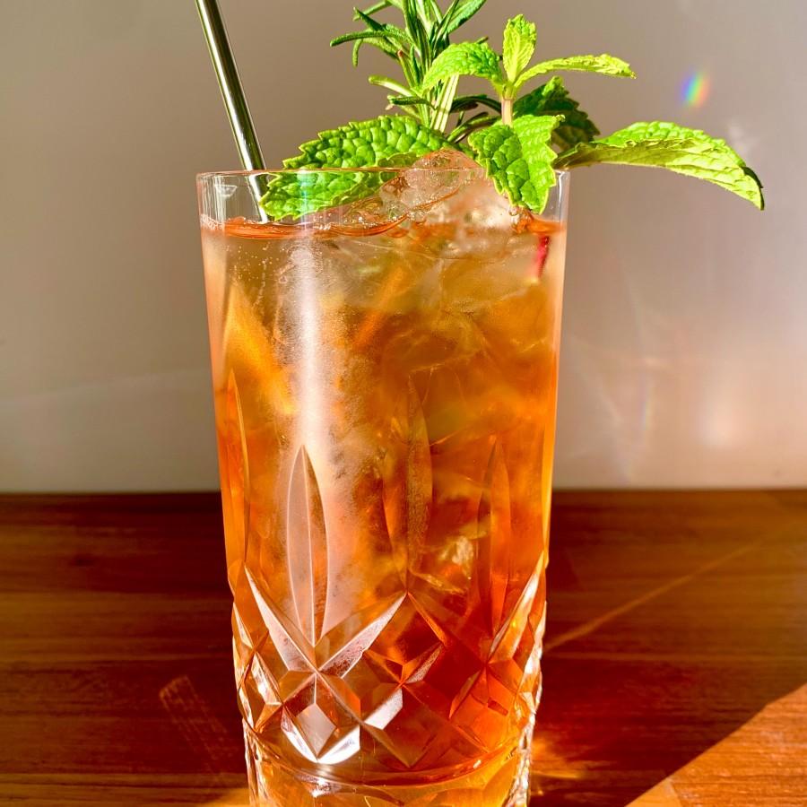 Herbal Tea Fizz