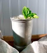 Green Tea Mint Juleps