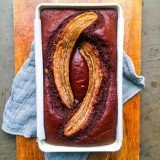Cacao Banana Bread