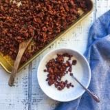 Cacao Almond Granola