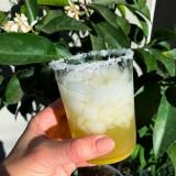 Spicy Mixed Citrus Margarita