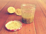 Lemon and Whole Grain Mustard Dressing
