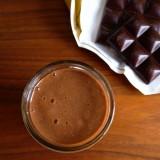 Chocolate, Banana and Espresso Smoothie
