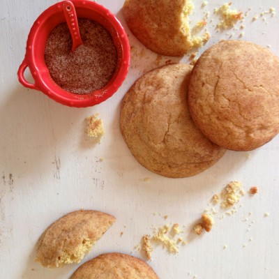 Cinnamon and Sugar Cookies