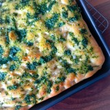 Herb and Garlic Focaccia