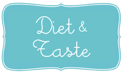 Diet & Taste